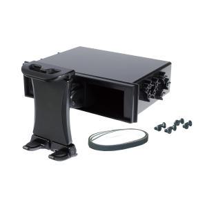 ヤック DINBOX タブレットホルダー VPD13  DINポケットの空きスペースに取り付けるタブ...