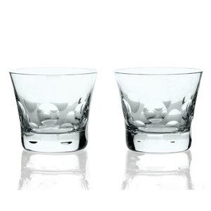 【バカラ ベルーガ 2104-387 タンブラー 9.3cm ペア(2個入り) グラス セット:イデ...