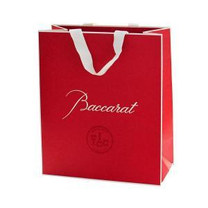 バカラ オリジナル 紙袋 29cmL×34cmH 中サイズ ※同ブランドの商品購入時のみお買い求めいただけます|ideale