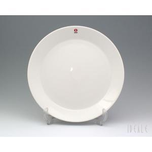 【イッタラ ティーマ ホワイト 7245 プレート 23cm 耐熱 電子レンジ対応 お皿 ギフト:イ...