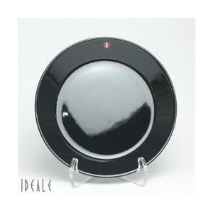 【イッタラ ティーマ 007298 プレート 17cm ブラック 耐熱 電子レンジ対応 お皿 ギフト...