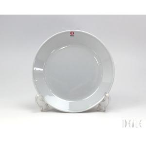 イッタラ iittala ティーマ パールグレー 016234 プレート/お皿 17cm|ideale