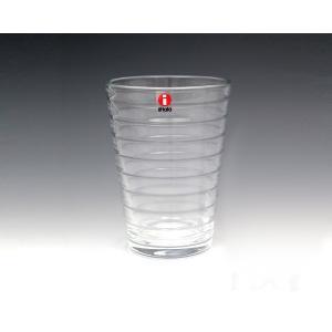 イッタラ アイノアアルト(アイノアールト) 950301 ハイボール 330ml クリア 単品|ideale