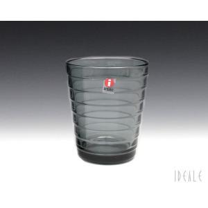 イッタラ アイノアアルト(アイノアールト) 950413 タンブラー 220ml グレー 単品|ideale