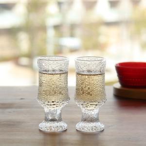 【イッタラ ウルティマツーレ 950070 ホワイトワイン 16cl ペア グラス ワイングラス セ...