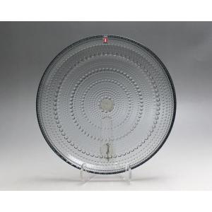 イッタラ iittala カステヘルミ グレー(グレイ) 5924 プレート 24.8cm|ideale