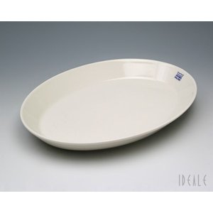 アラビア ARABIA ココ koko 12014 オーバルプレート/お皿 18×26 ホワイト