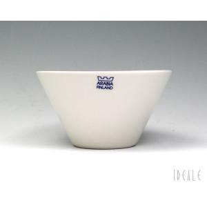 【アラビア ココ koko 12017 ボウル 250ml ホワイト 耐熱 電子レンジ対応:イデール...