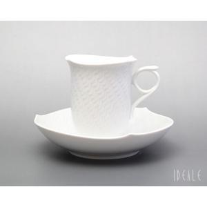 マイセン 波の戯れ 29582 コーヒーカップ&ソー...