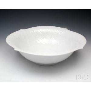 マイセン Meissen 波の戯れ 000000-29441 サラダボウル 26.5cm|ideale
