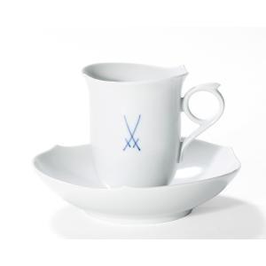 マイセン 剣マーク コレクション コーヒーカップ&ソーサー meissen|ideale