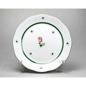 ヘレンド Herend VRH ウィーンのバラ 524/0/00 プレート 25cm|ideale