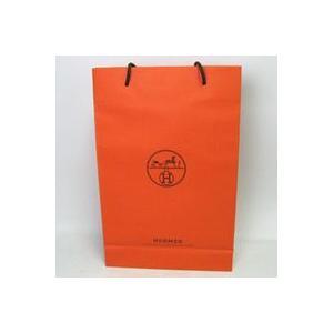 エルメス HERMES 紙袋 42cm×28cm×10cm 大サイズ ※同ブランドの商品購入時のみお買い求めいただけます|ideale