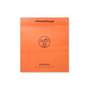 エルメス HERMES 紙袋 47cm×42cm×17cm 特大 ※同ブランドの商品購入時のみお買い求めいただけます ideale
