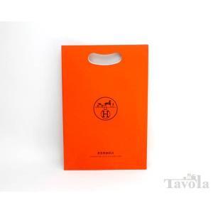エルメス HERMES 紙袋 31cm×21cm×6cm 小 ※同ブランドの商品購入時のみお買い求めいただけます|ideale