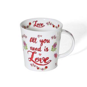 ダヌーン マグ LOMOND Slogan LOVE Dunoon Mug ideale