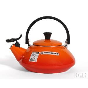 ル・クルーゼ Le Creuset(ルクルーゼ) ゼンケトル 920096-00 オレンジ|ideale