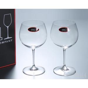 【リーデル VINUM(ヴィノム) 6416/97 モンラッシェ(シャルドネ) ペア グラス ワイン...