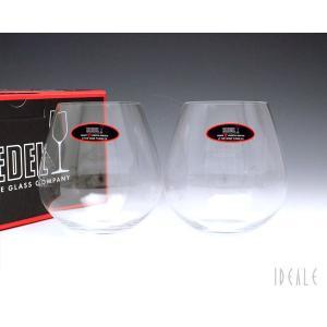 リーデル RIEDEL O(オー) 414/7 ワイン ピノ ペア [1709セール]|ideale