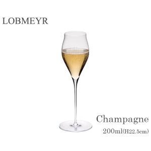 ロブマイヤー バレリーナ 1276114 シャンパンチューリップB 200ml H22.5cm Lobmeyr Ballerina ideale