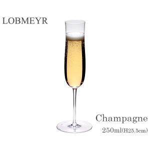 ロブマイヤー バレリーナ 1276115 シャンパンフルート 250ml H25.5cm Lobmeyr Ballerina ideale