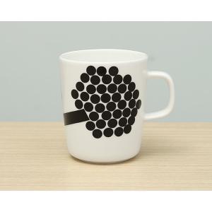 マリメッコ ホルテンシエ マグカップ 250ml ホワイト ...