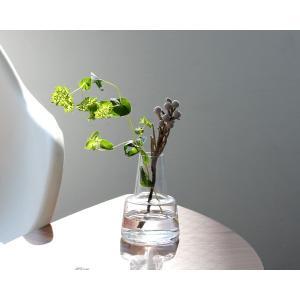 ホルムガード フローラ ベース 12cm ミディアム クリア Holmegaard Flora va...