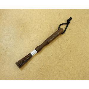 レデッカー 木製 エスプレッソマシンブラシ 20.5cm イノシシ毛 751120