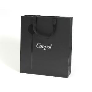 クチポール 紙袋 ※同ブランドの商品購入時のみお買い求めいただけます ideale