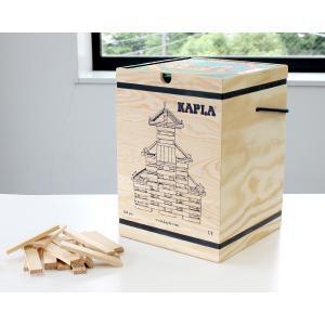 カプラ KAPLAブロック 280 アートブック 緑(初級レベル 4才〜) 積木|ideale