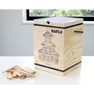 カプラ KAPLAブロック 280 アートブック 青(上級レベル 8才〜) 積木|ideale
