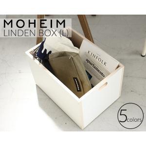 全5カラー モヘイム リンデンボックス L / MOHEIM LINDEN BOX|ideale