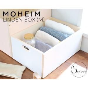全5カラー モヘイム リンデンボックス M / MOHEIM LINDEN BOX|ideale