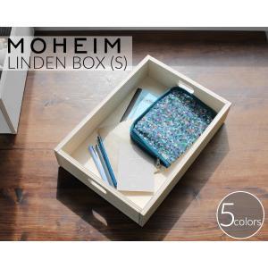 全5カラー モヘイム リンデンボックス S / MOHEIM LINDEN BOX|ideale