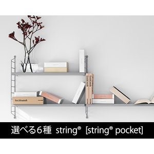 選べる6種 ストリング 「ストリング ポケット」 string [string pocket] (他の商品との同梱不可)の写真