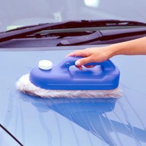 節水型ハンディー洗車器「ラクピカ」水道のホース不要!|ideashopshowa