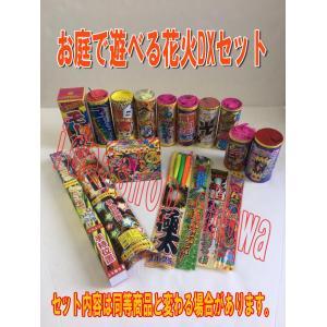 お庭で花火スペシャルセット 大人気の手持ち&噴出花火をセット|ideashopshowa|02