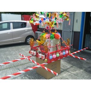 鳳凰(大)お神輿の装飾に 樽みこしにも ホーオー|ideashopshowa|06