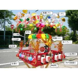 樽神輿(たるみこし)装飾キッド 子供神輿  全国送料無料|ideashopshowa|02