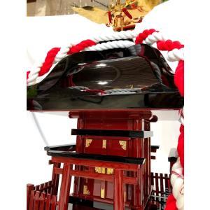 子供神輿 木製の本格的な神輿 軽くて丈夫 (K-1型)  別途送料|ideashopshowa|02
