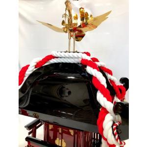 子供神輿 木製の本格的な神輿 軽くて丈夫 (K-1型)  別途送料|ideashopshowa|03