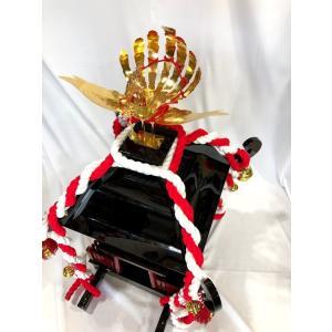 子供神輿 木製の本格的な神輿 軽くて丈夫 (K-1型)  別途送料|ideashopshowa|05