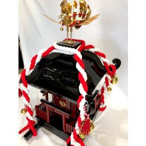 子供神輿 木製の本格的な神輿 軽くて丈夫 (K-1型)  別途送料|ideashopshowa|06