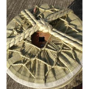4斗酒樽(飾り樽)装飾用樽★装飾用中心棒+中心棒差し込み穴+底板セット|ideashopshowa|02