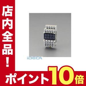 AS59011 DC24V/1ax4 ターミナルリレー【高耐久性】