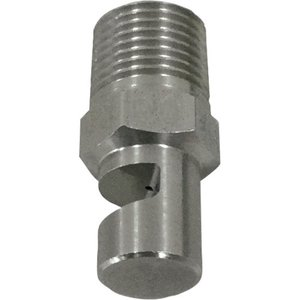 EN09111 広角扇形ノズル SUS303製 1/8 130°