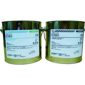 あすつく対応◆JU40499 水中ボンドE380 6kg (6KG)