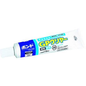 あすつく対応◆KN26633 ボンドGPクリヤー 170ml(箱)