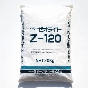 【送料無料】イタヤゼオライト(粒状10-20mm) Z-120 (20kg)<br>[土壌改良 肥料 有機]|ideshokai
