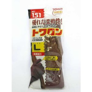 厚手ゴム手袋 トワロン(Lサイズ)|ideshokai